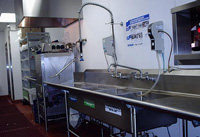 Commercial Kitchen Plumbing Services